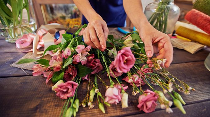 The Budding Florist